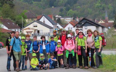 Erlebnisreiche Woche in der Pfalz