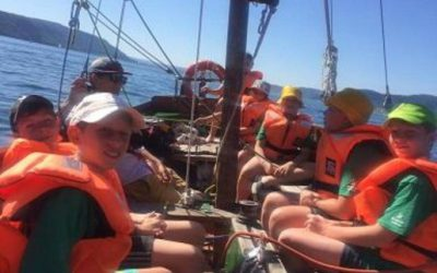 Familiengruppe besucht Jugendfestival des Hauptvereins in Konstanz