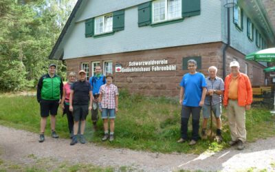 Über den Mittleren Schwarzwald